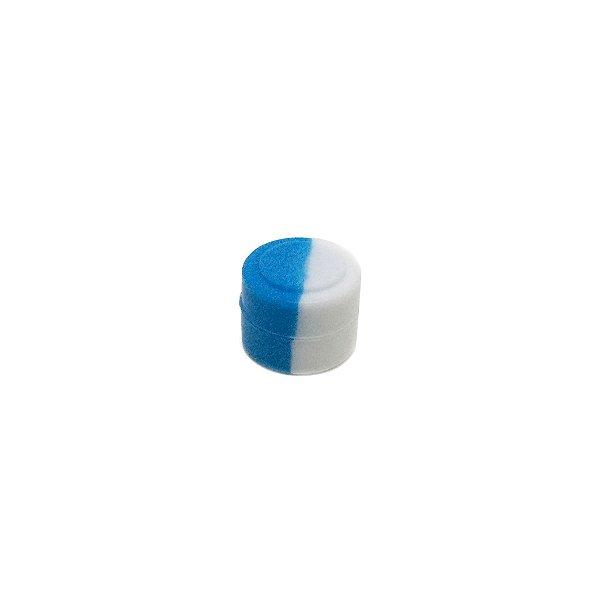 Potinho De Silicone Breeze Only Slick Pot - Azul Mesclado