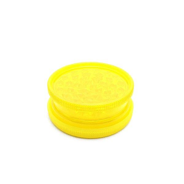 Dichavador de Plástico King - Amarelo