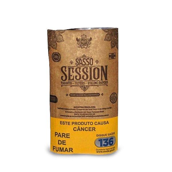 Tabaco para Enrolar Sasso Session - Pct (30g)