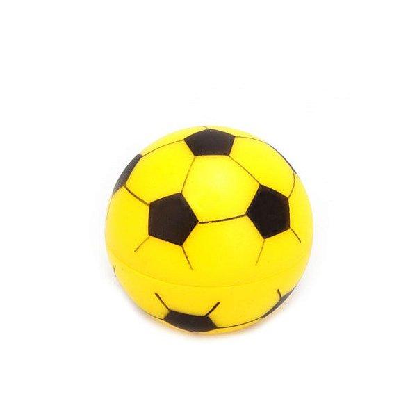 Dichavador de Plástico - Bola de Futebol Amarela