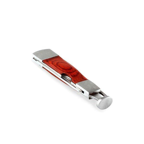 Limpador de Cachimbo 3 em 1 Meglio - Madeira Vermelha