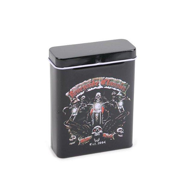 Cigarreira de Metal - Renegade Mod. 02