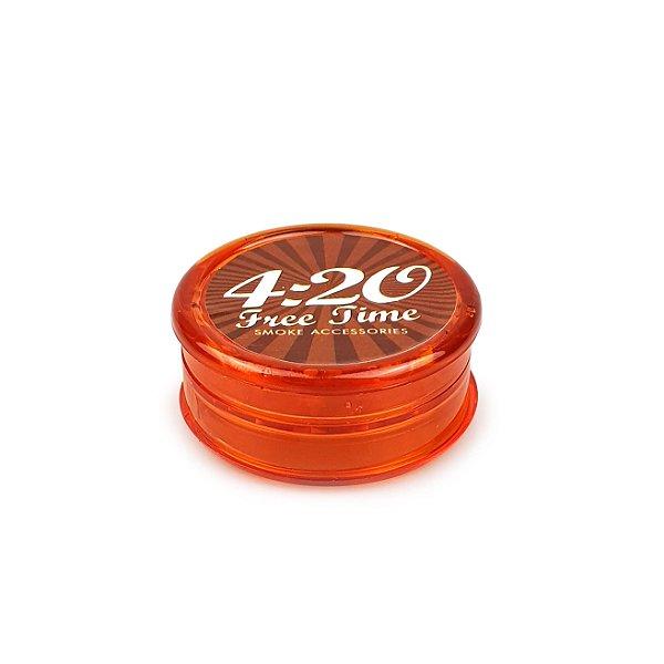Dichavador de Plástico 420 One - Médio (Cor Sortida)