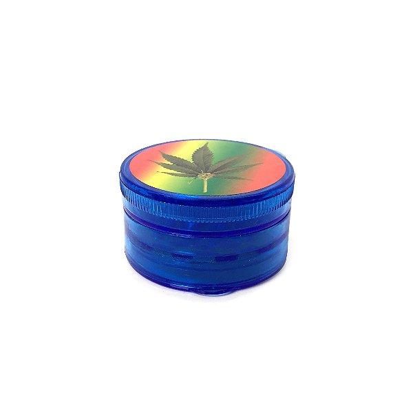 Dichavador de Plástico DPL10 - Mod. 09 Azul