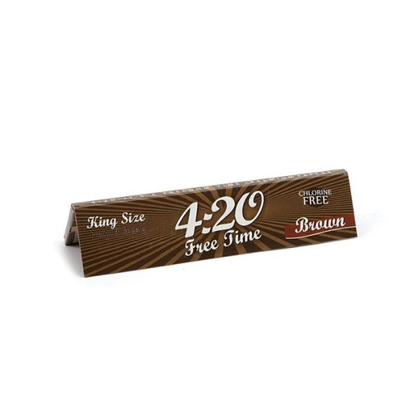 Seda 4:20 King Size Brown (Un.)