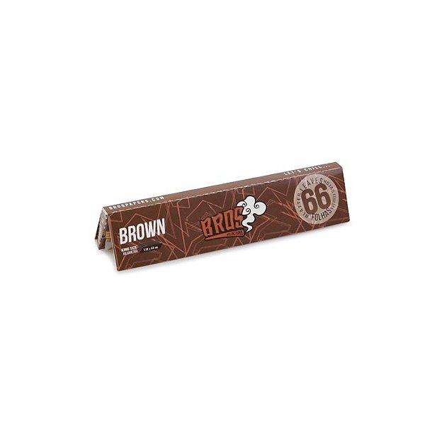 Seda Bros Brown 66 King Size (Un.)