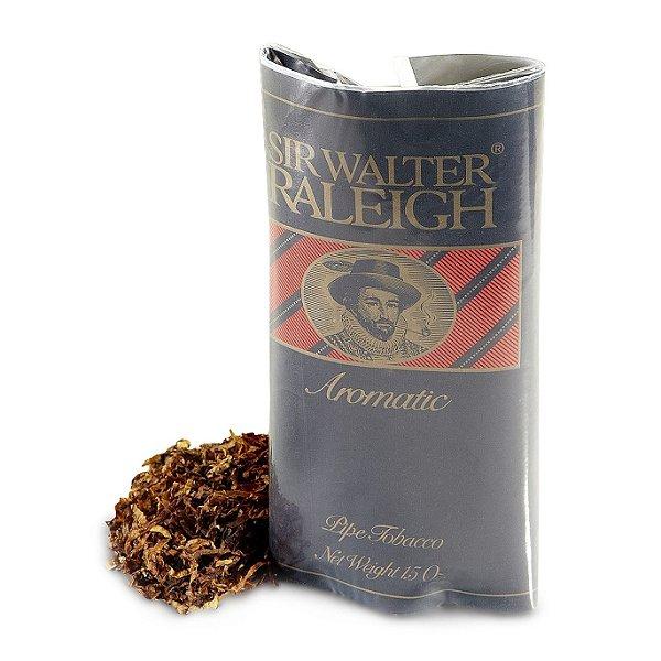 Fumo para Cachimbo Sir Walter Raleigh Aromatic - Pct (42,5g)