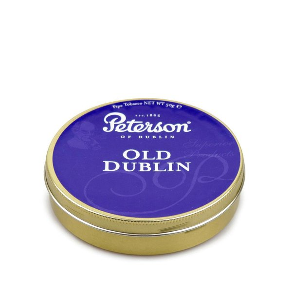 Fumo para Cachimbo Peterson Old Dublin - Lt (50g)