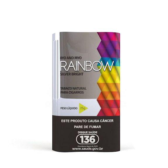 Tabaco para Enrolar Rainbow - Pct (25g)