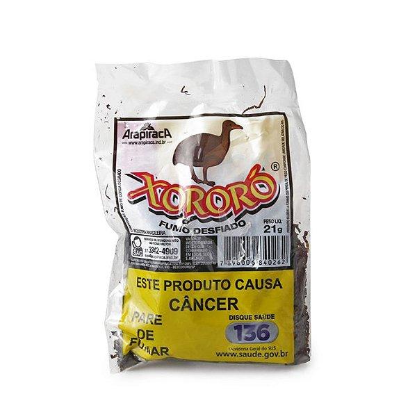 Fumo de Corda Desfiado Xororó - Pct (21g)