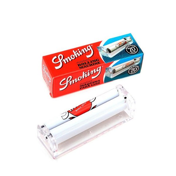 Bolador de Cigarro Smoking Single Wide (70mm)