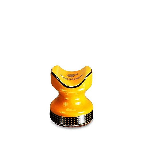 Descanso (Apoio) de Charuto Cohiba - Amarelo