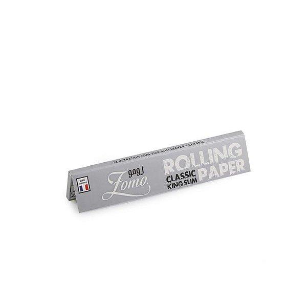 Seda Zomo Classic Silver King Size Slim (Un.)