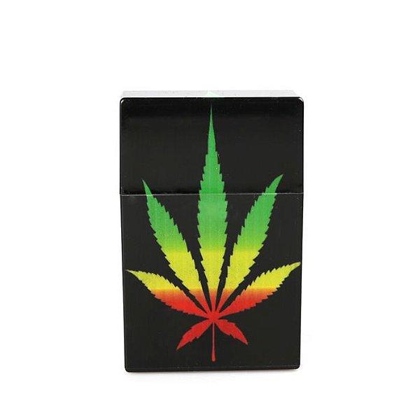 Cigarreira de Plástico - Hemp Mod. 04