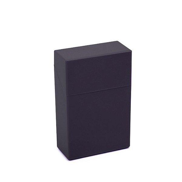 Cigarreira de Plástico - Preto