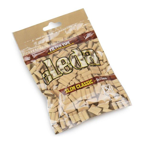 Filtro para Cigarro Aleda Eco Slim (Pacote com 150)