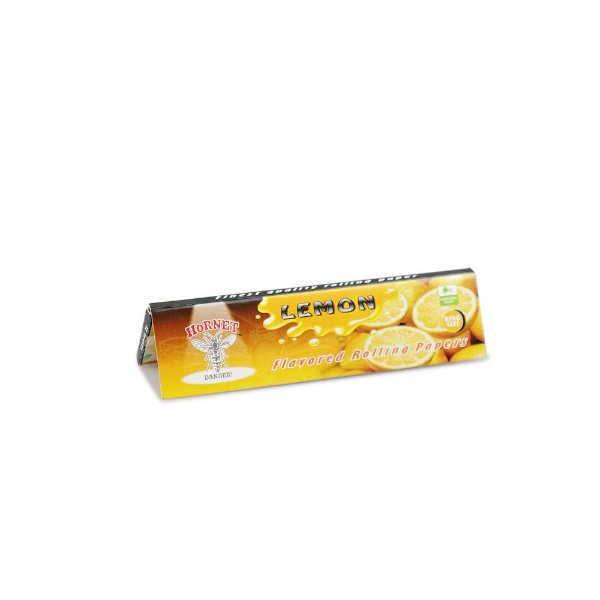 Seda Hornet Sabor Limão King Size (Un.)