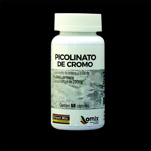 Picolinato de Cromo em Cápsulas