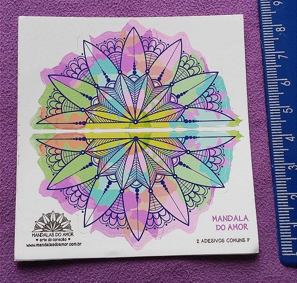 Mandala do Amor - 2 Metades