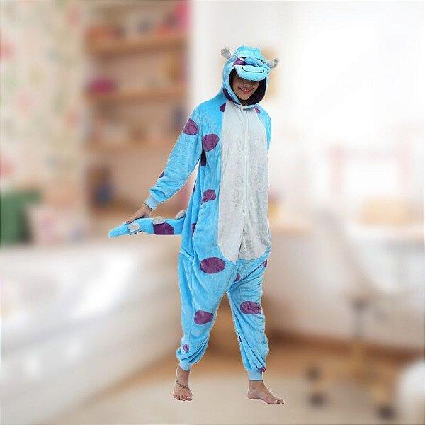 Pijama Fantasia Kigurumi Sullivan Sulley Monstros SA