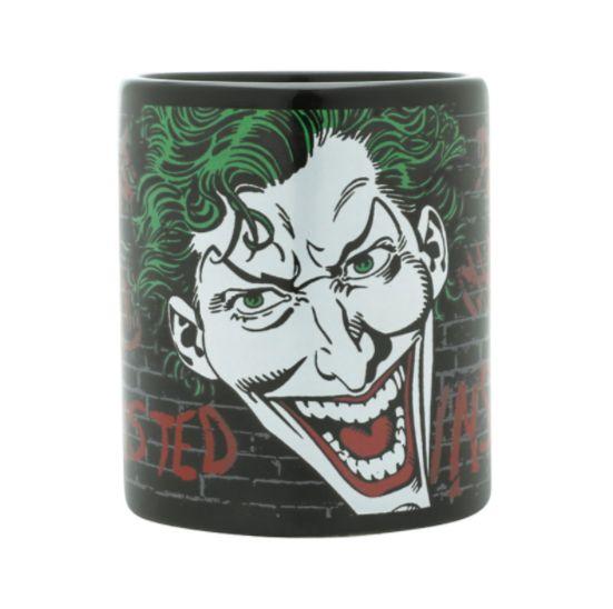 Mini Caneca WB JL Joker Mad DC Comics 140ml