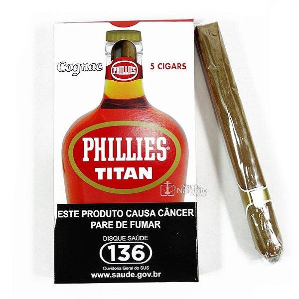 CHARUTO - PHILLIES TITAN COGNAC