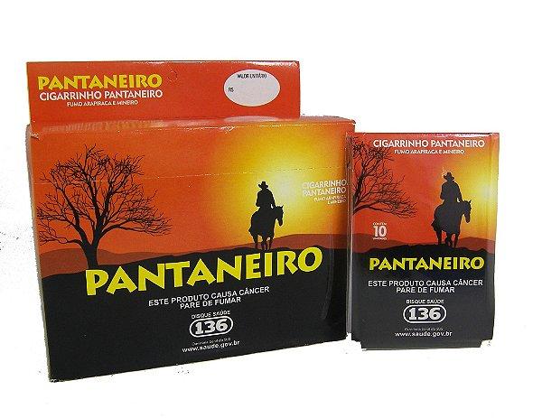 CIGARRO DE PALHA PANTANEIRO NATURAL