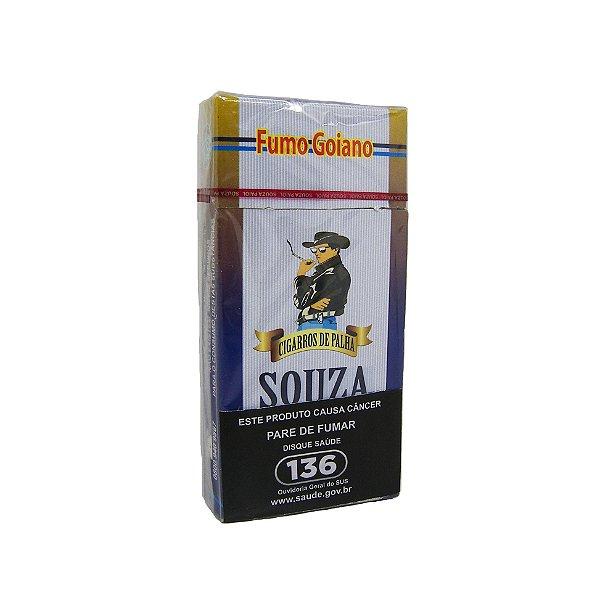 CIGARRO DE PALHA SOUZA PAIOL FUMO GOIANO