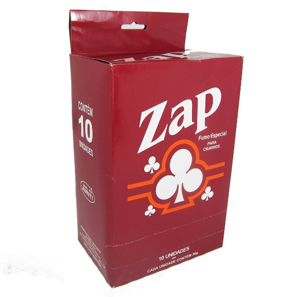 FUMO ZAP RED 36g