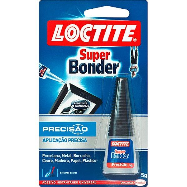 SUPER BONDER LOCTITE 5G