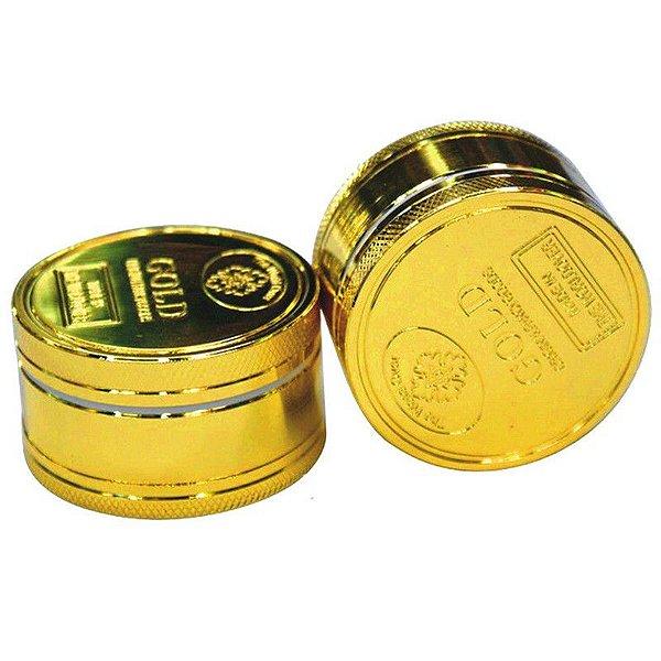 DESFIADOR PEQUENO METAL GOLD