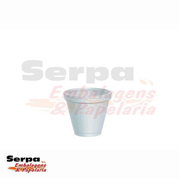 Copo de Isopor 100ml - Caixa 1.000 ou Pacote 25 unidades - DART