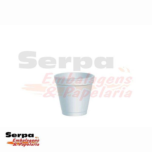 Copo de Isopor 120ml - Caixa 1.000 ou Pacote 25 unidades - DART