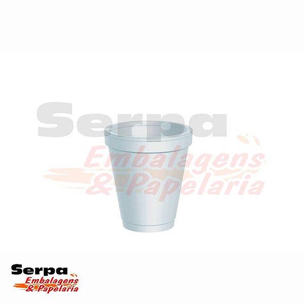 Copo de Isopor 180ml - Caixa 1.000 ou Pacote 25 unidades - DART