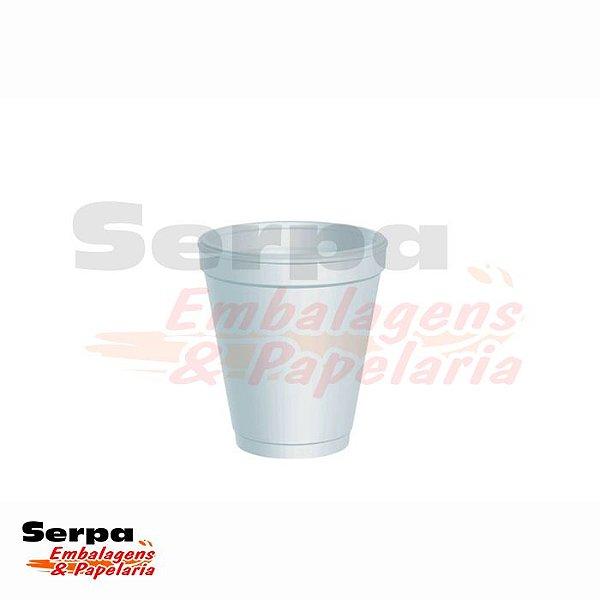 Copo de Isopor 240ml - Caixa 1.000 ou Pacote 25 unidades - DART