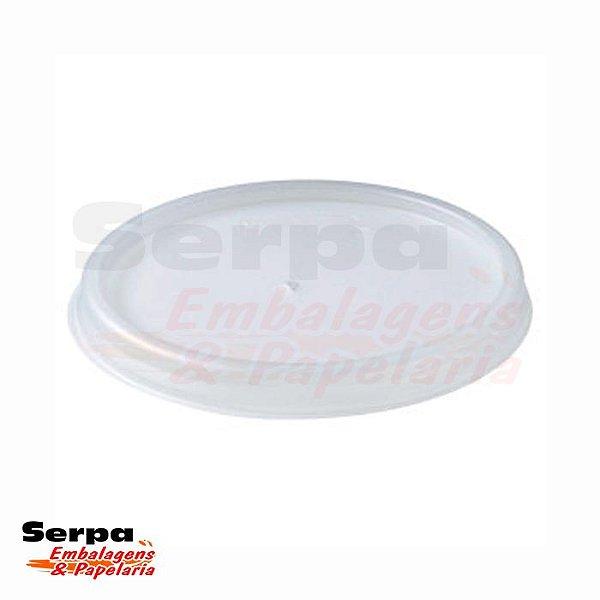 Tampa Térmica Transparente 4JL 120ml com Respirador - Caixa 1.000 ou Pacote 25 unidades - DART