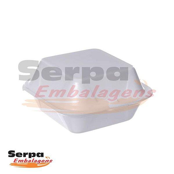 Hamburgueira de Isopor TH-01 - Caixa 100 ou 400 unidades
