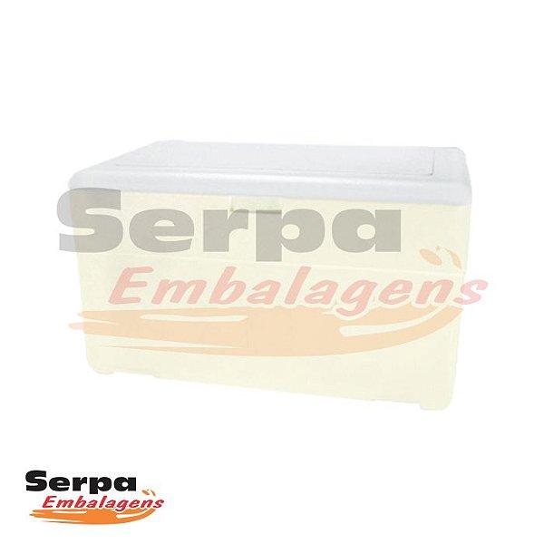 Caixa Térmica de Isopor 50 Litros - ISOTERM