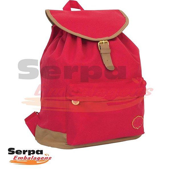 8cc9bb7d5 Serpa - Mochila de Costas Jolie Classic Vermelha TILIBRA - Serpa ...