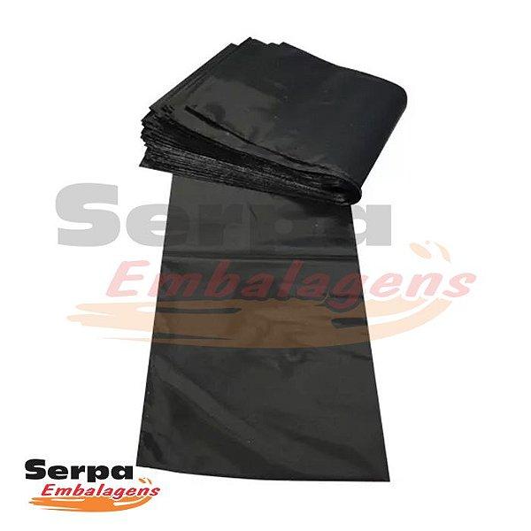 Saco Plástico Preto Para Embalar Toner - 1 kg