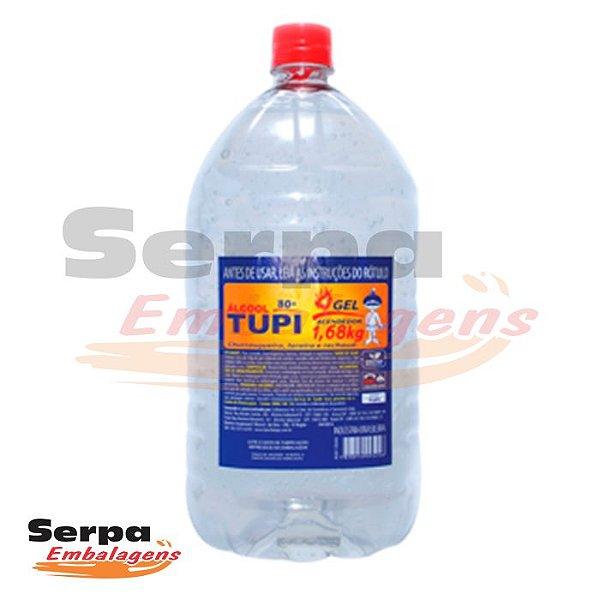 Álcool Gel Acendedor 80° INPM 1,68Kg - TUPI