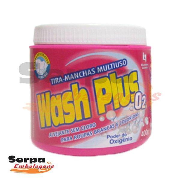Tira Manchas Wash Plus 02 SEM CLORO 400G