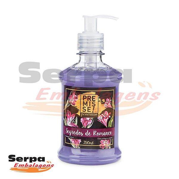 Sabonete Líquido SEGREDOS DE ROMANCE 350ML COM PUMP