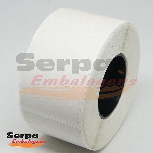 Etiqueta Térmica Adesiva 60 x 40 mm BRANCA
