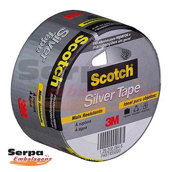 Fita Silver Tape Parta 45 mm x 5m 3M