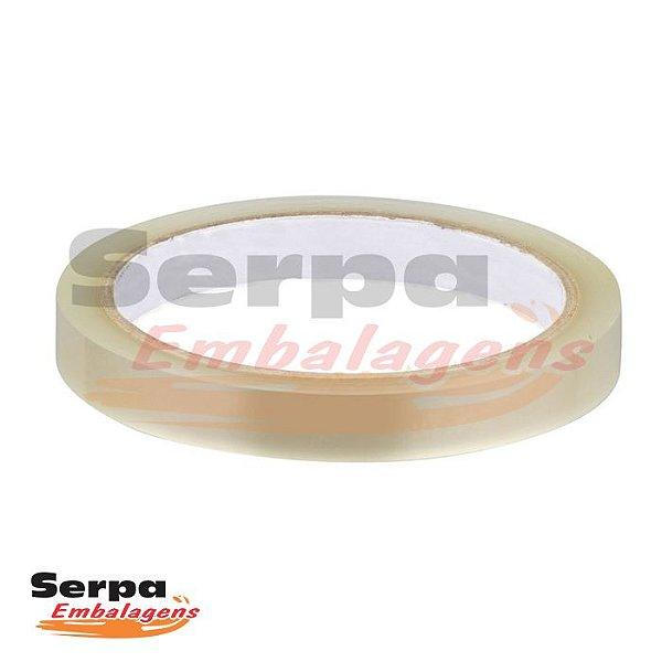 Fita Adesiva Transparente 12mm x 50m - CELLUX