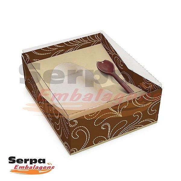 Caixa de Ovo de Colher 250gr