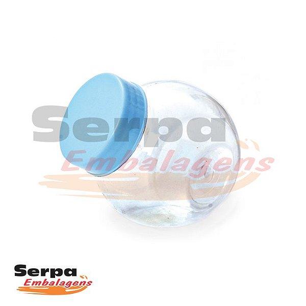Mini Baleiro 50ml com Tampa Plástica