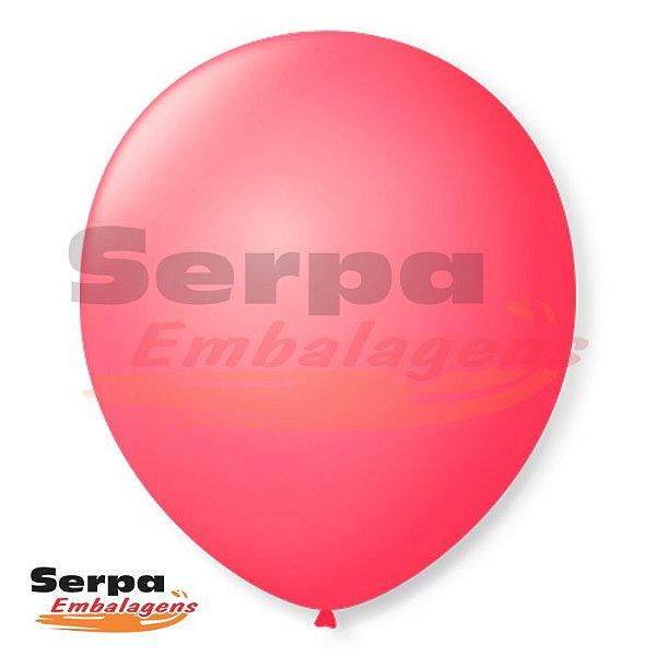 Balão n°7 Rosa Pink - Pacote com 50 unidades