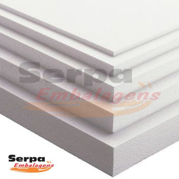 Placa de Isopor 100x50 cm
